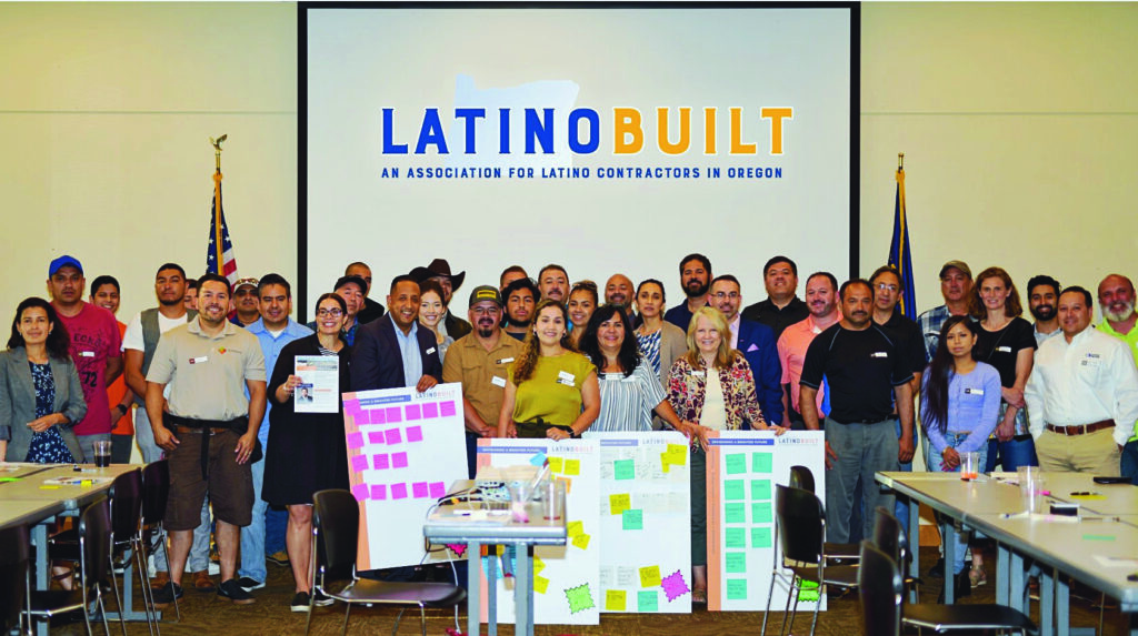 Trade group looks to support Latino contractors