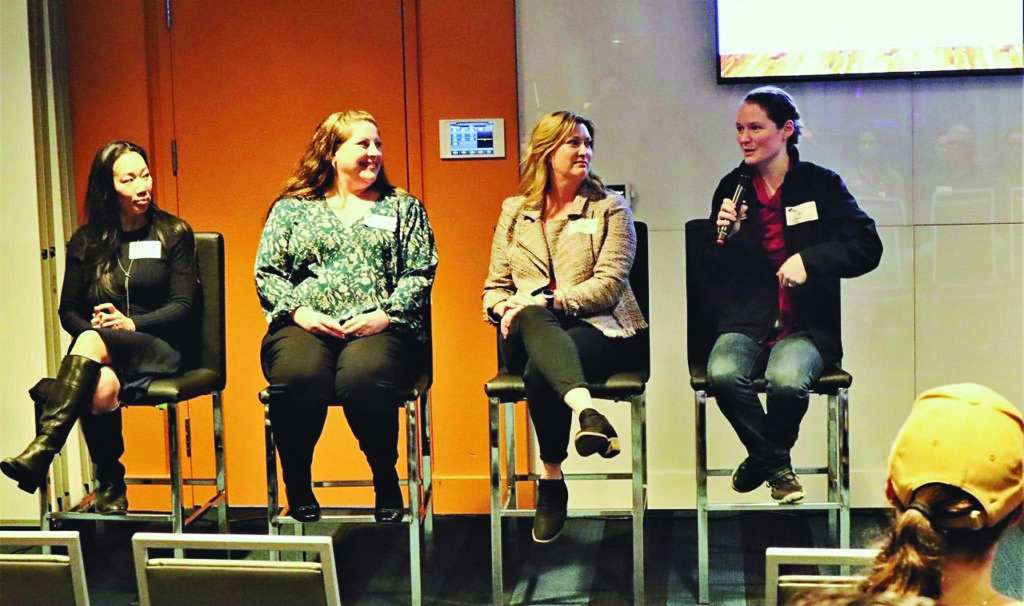 Panel: Innovation key to increasing leaders in construction